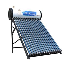 一体承压太阳能热水器-2