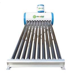 一体非承压太阳能热水器-2